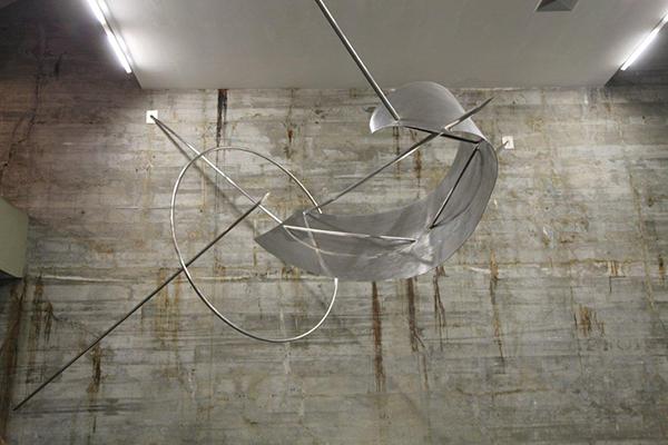 Abertura da exposição de Iole de Freitas no MAM