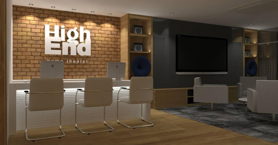 High End instala novo showroom no CasaShopping