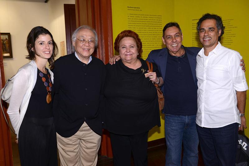 """Abertura da exposição """"Pernambuco: o primeiro retrato do Brasil"""" no Centro Cultural Correios"""