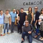 Profissionais de Niteroi visitam a Casa Cor RS 2015 - Lumis Comunicacao
