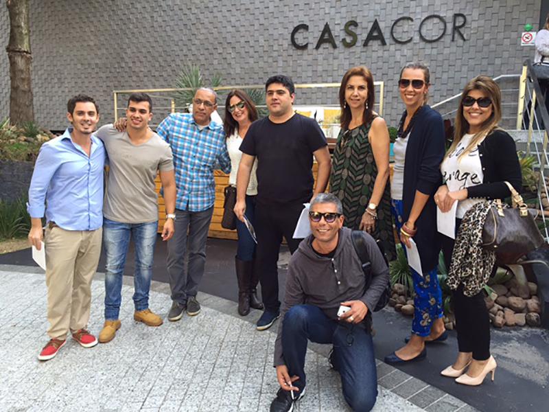 Arquitetos de Niterói vão à mostra Casa Cor Rio Grande do Sul