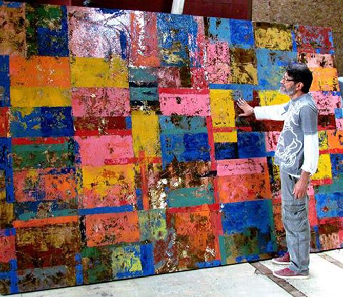 Artistas participam da mostra Artefacto 2015