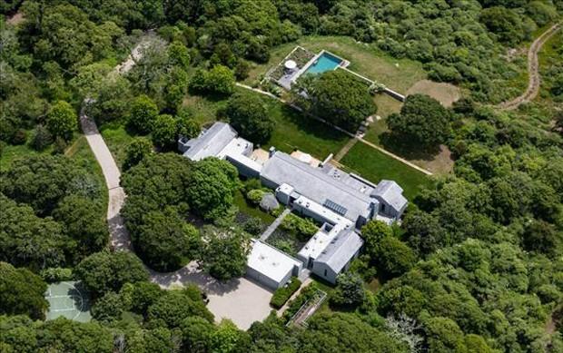 Casa de veraneio de Barack Obama está a venda