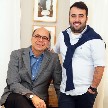 Raphael Costa e Arnaldo Danemberg convidam para um bate-papo sobre arquitetura e restauração