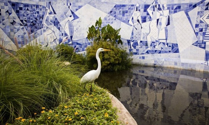 Instituto Moreira Salles: uma aula sobre modernismo