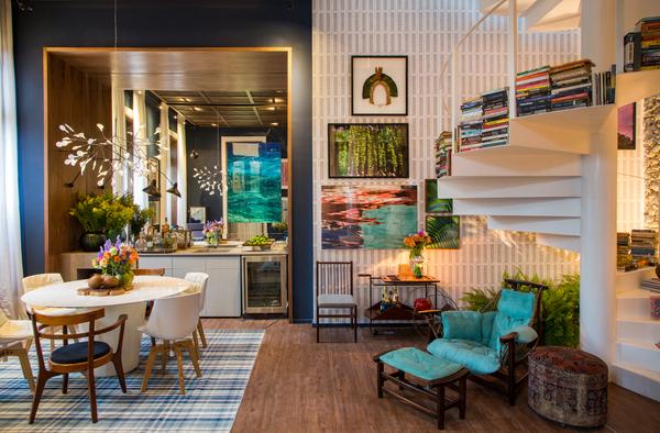 Casa Cor Rio – Living da Praia de Paola Ribeiro