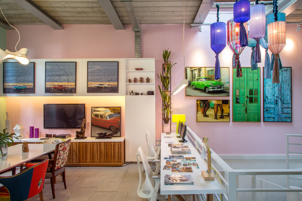 Casa Cor Rio – Home Office da Fotógrafa de Pedro Paranaguá