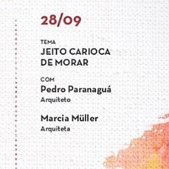 Livraria Cultura promove o Bate Papo Casa Cor Rio