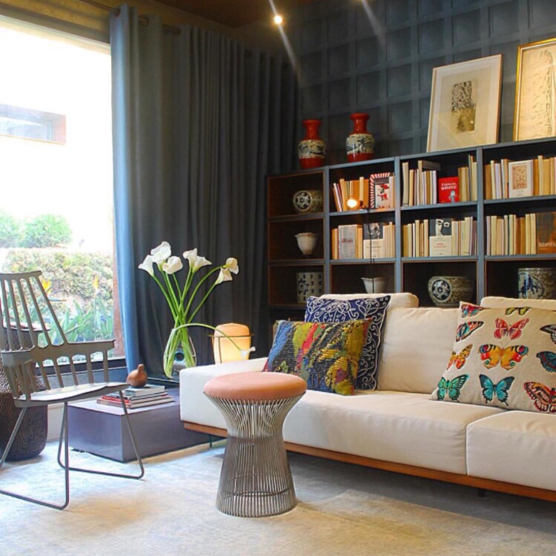 Casa Cor Rio – O  Escritório do Chef de Andrea Duarte e Anna C. Malta