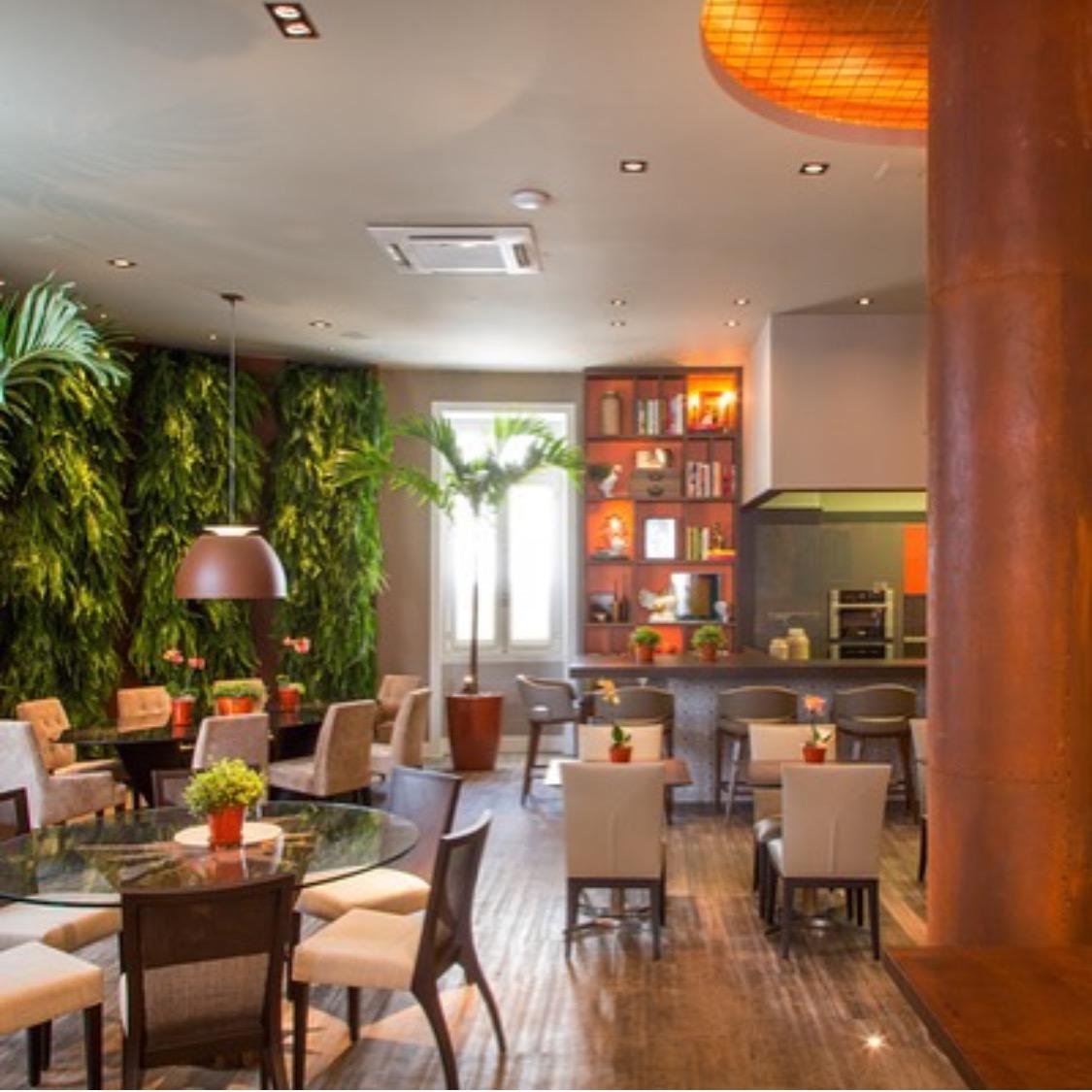 Casa Cor Rio – Restaurante Glória 25 Bis de Nando Grabowsky