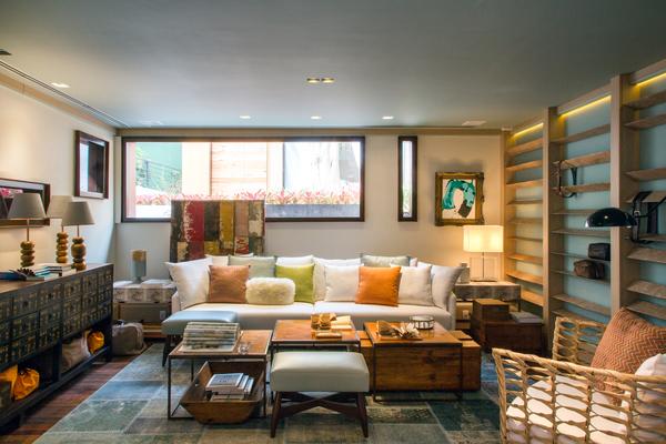 Casa Cor Rio – Home Office da Designer de Guilherme Osborne e Claudia Souza Santos