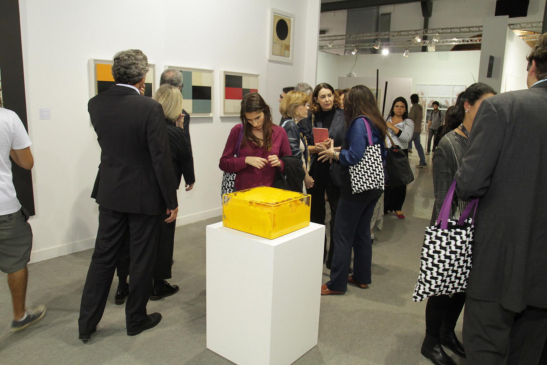 ArtRio 2015 dá força ao mercado brasileiro de arte