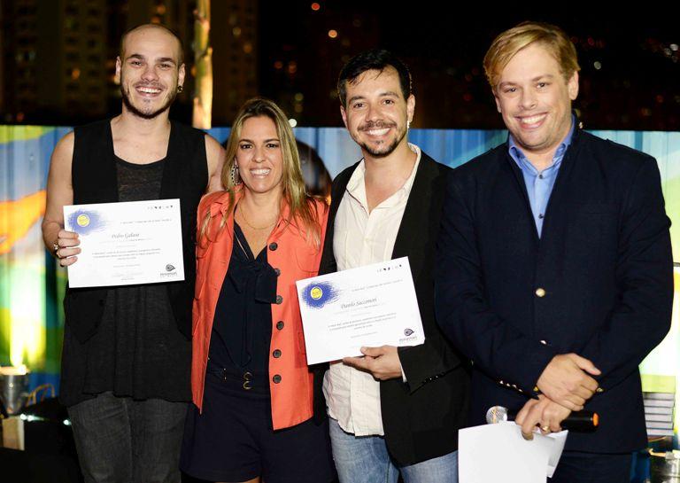 Prêmio Morar Mais prestigia profissionais da Mostra