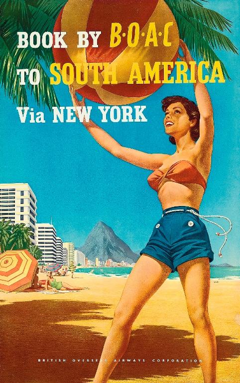 Museu Histórico Nacional inaugura exposição de cartazes do Rio