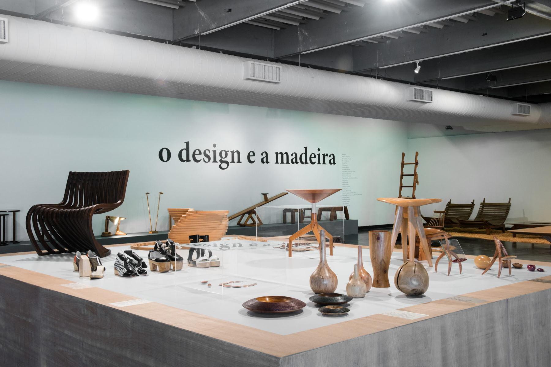"""MAM inaugura as exposições """"O que acaba todos os dias"""" e """"O design e a madeira"""""""