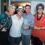ALINA AGUIAR LUIS FERNANDO AMORIM Luiz Fernando Graboswsky  E SONIA NERY... (2)