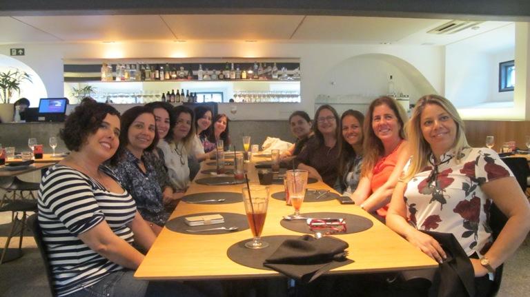 Portobello Shop Niterói reúne profissionais em almoço na Casa Daros