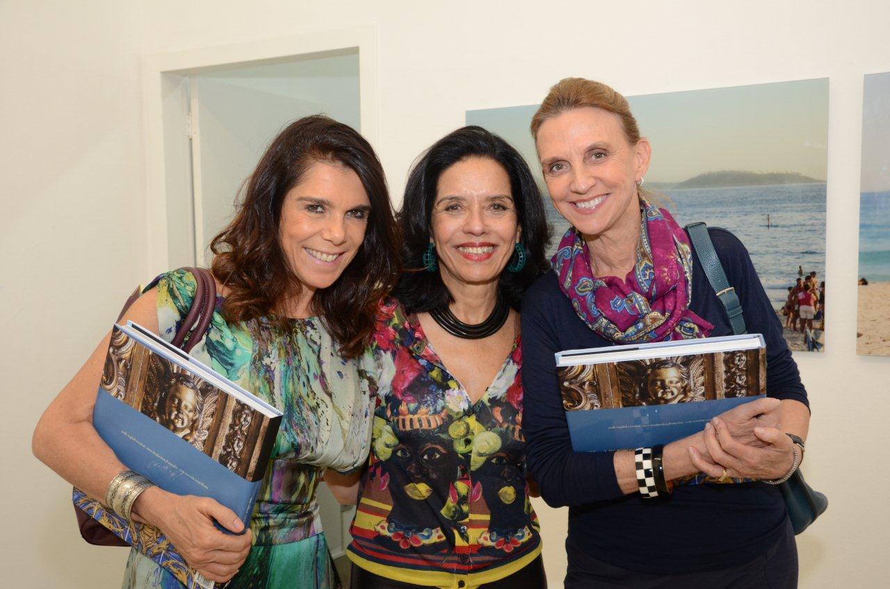 """Abertura da exposição """"Um olhar sobre o Rio de Janeiro"""", de Yolanda de Barros Barreto"""