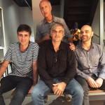 Otavio Nazaretg, Marcelo Vasconcellos, Pedro Moog e Leonardo Latavo (1)