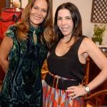 Claudia Carvalho e Paola Ribeiro