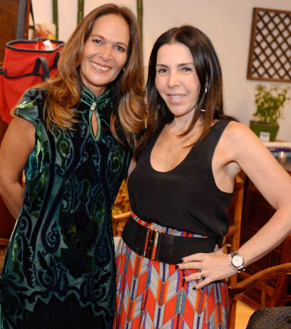 Cláudia Carvalho inaugura a pop up store Rug Home