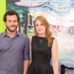 Felipe Pena e Ana Elisa Cohen