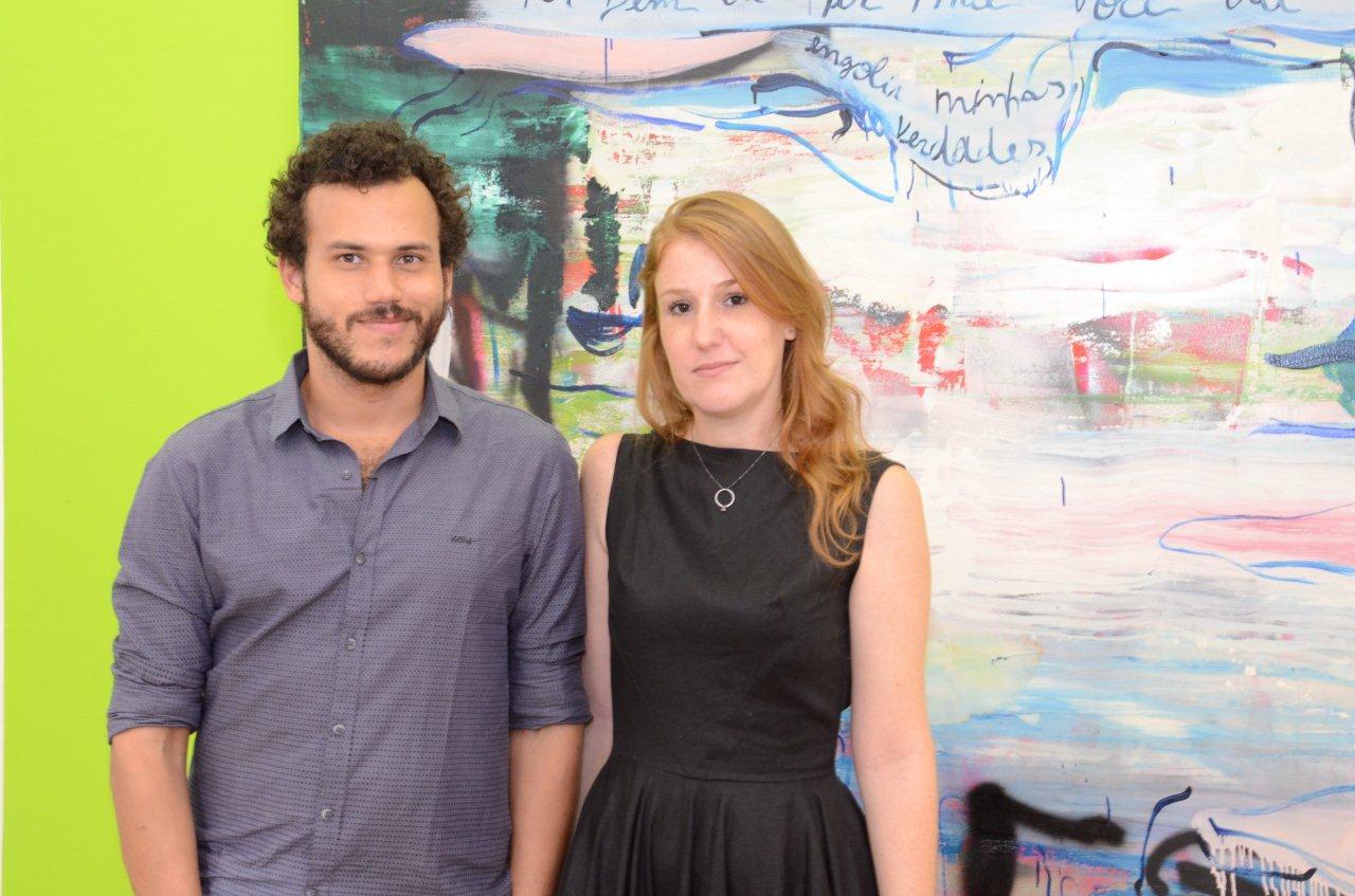 Ana Elisa Cohen e Felipe Pena inauguram a Cavalo