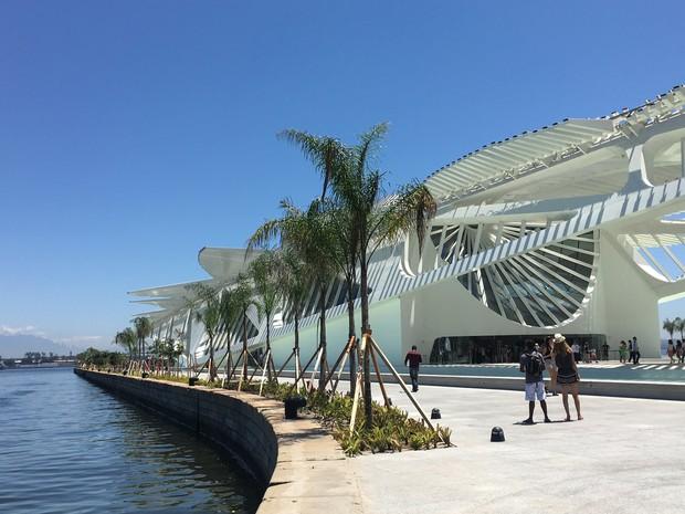 Governo federal planeja replicar modelo do Museu do Amanhã