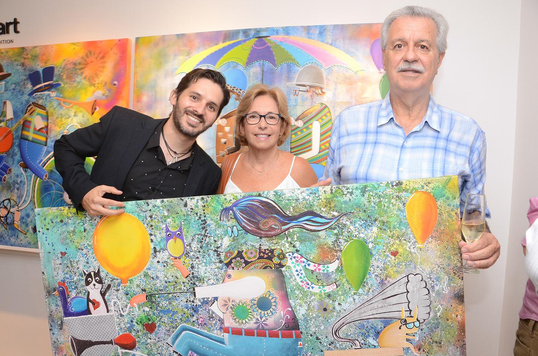 """Galeria Democrart inaugura a exposição """"Sobre Bicicletas e Poesias Urbanas"""""""