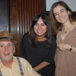 Guilherme Vaz, Marjorie Arias e Leliene Rodrigues