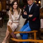Silviane Neno e Arnaldo Danemberg