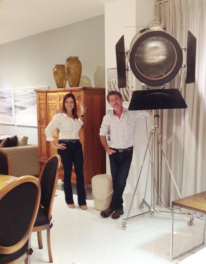 Primeiro encontro de arquitetos e paceiros da I Mostra Sierra 2016 no Casa Shopping