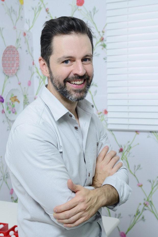 """Mauricio Arruda é o novo apresentador do programa """"Decora"""""""