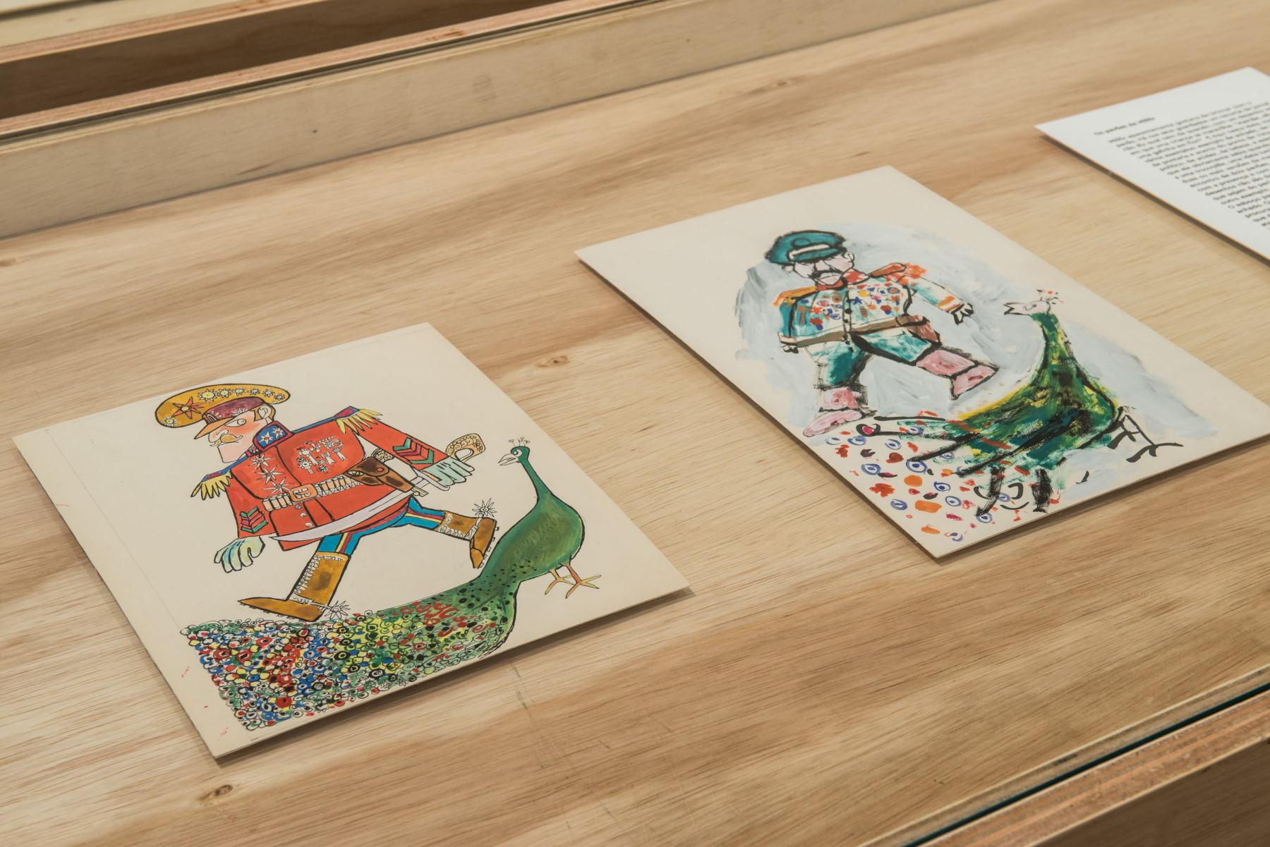"""Abertura da mostra """"Millôr: Obra Gráfica"""" no Instituto Moreira Salles"""