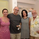 Adriana Rattes, Milton Machado e Claudia Oliveira com Luiz Antonio Marangoni 1