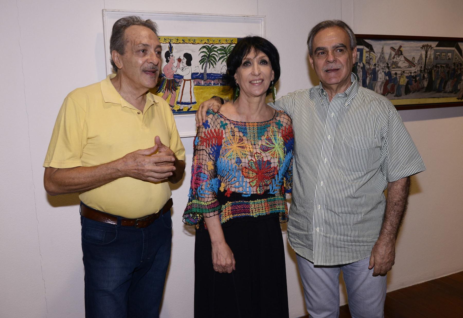"""Centro Cultural Correios abre a exposição """"Viva o Povo Brasileiro!"""""""