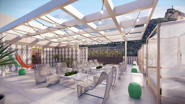 Grife de Phillipe Starck instala o hotel yoo2 em Botafogo no mês de junho
