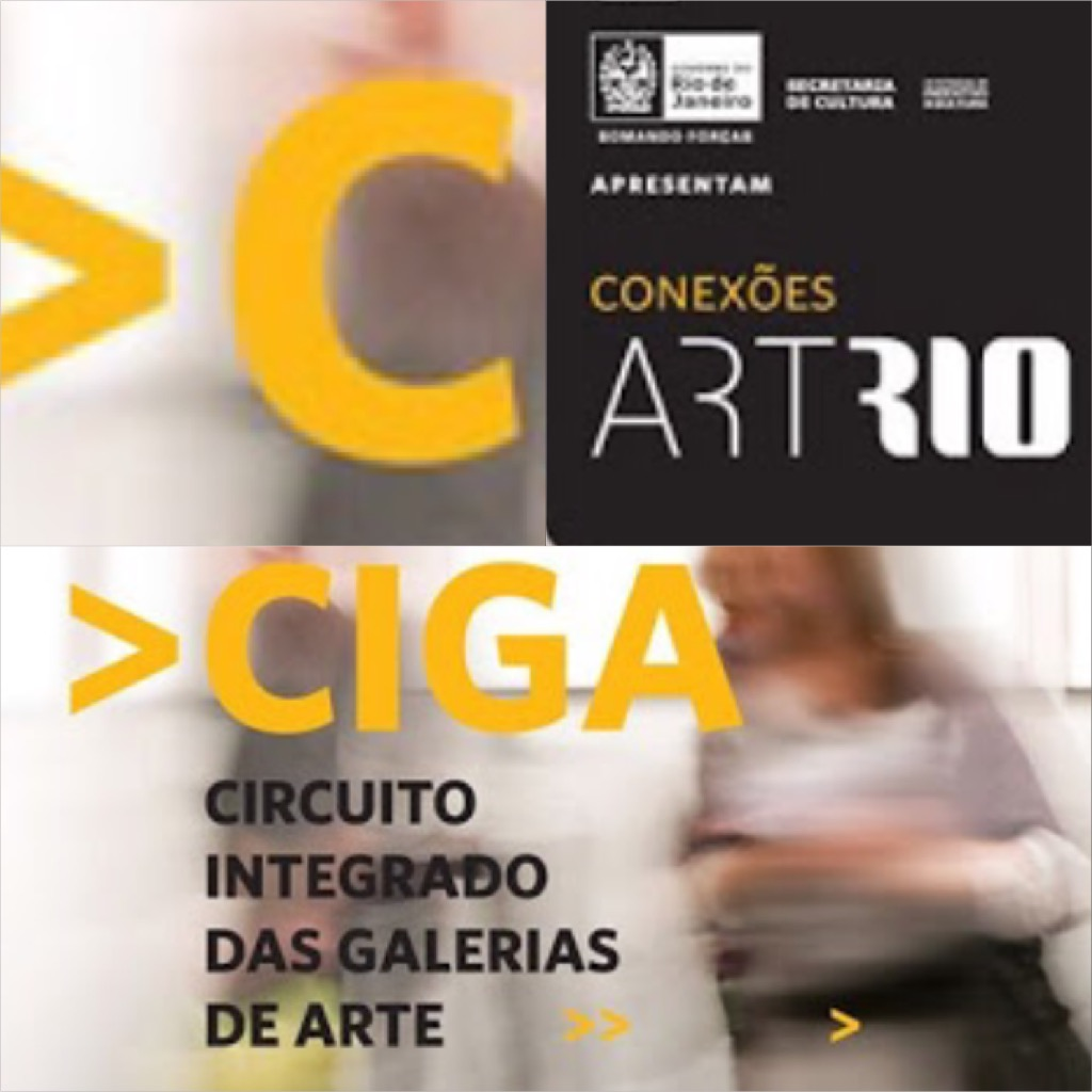 Terceira edição do CIGA – Circuito Integrado das Galerias de Arte