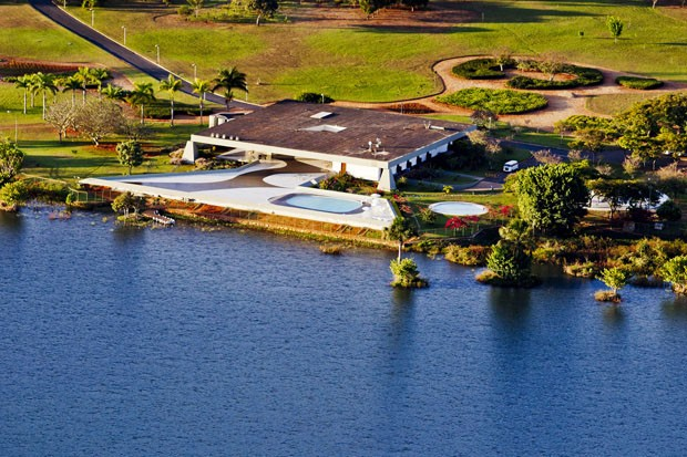 Projeto de Oscar Niemeyer