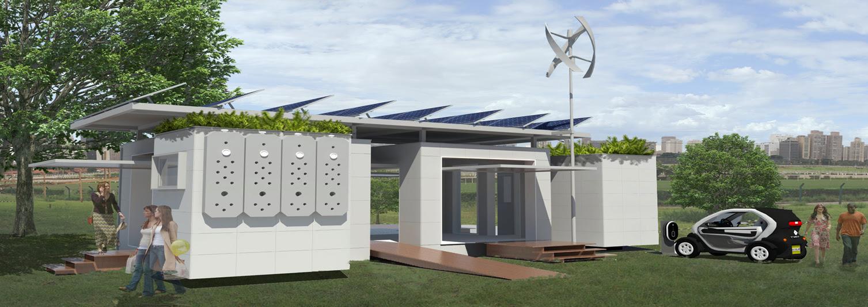 Eliane Revestimentos e Inovatech apresentam residência sustentável na Casa Cor SP