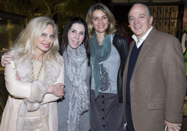 Paola Ribeiro participa de evento na Casa Cor São Paulo