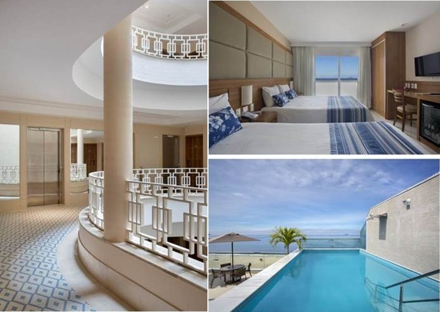 Hotel Ouro Verde reabre como Hotel Atlântico Praia