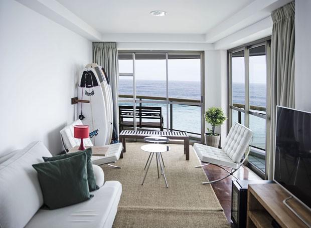 Apartamento de Romulo Neto no Rio