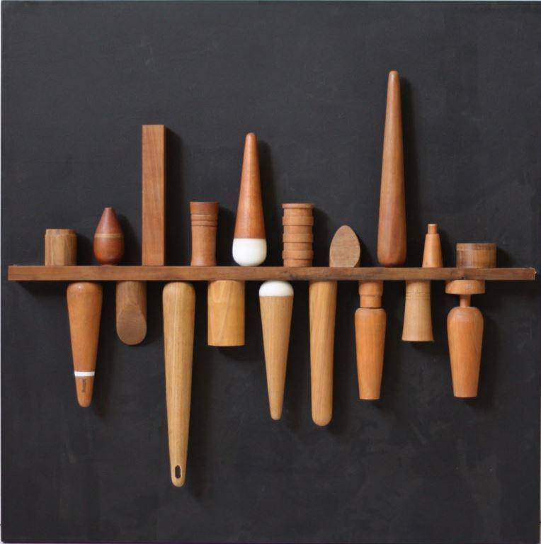 Os designers cariocas Leonardo Lattavo e Pedro Moog, da Lattoog Design, marcam presença ma M.A.D.E