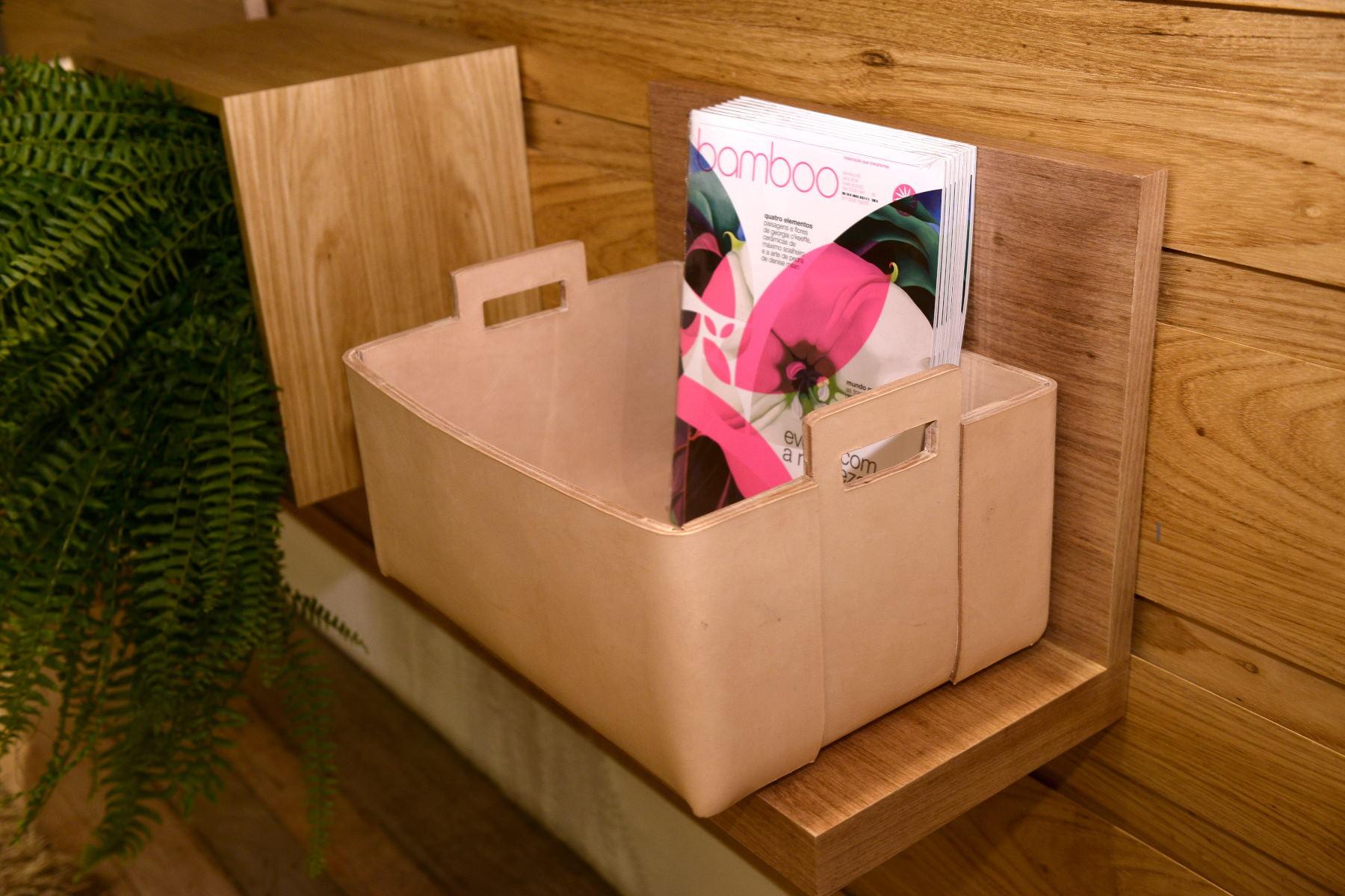 Interni recebe convidados para o lançamento de nova coleção de objetos e móveis