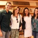 Marcelo Dadoorian Alina Aguiar Flavia Mendes e Adriana Canton