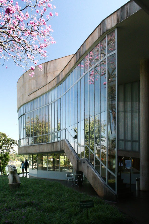 Conjunto da Pampulha, eleito patrimônio mundial da Unesco, aguarda reformas