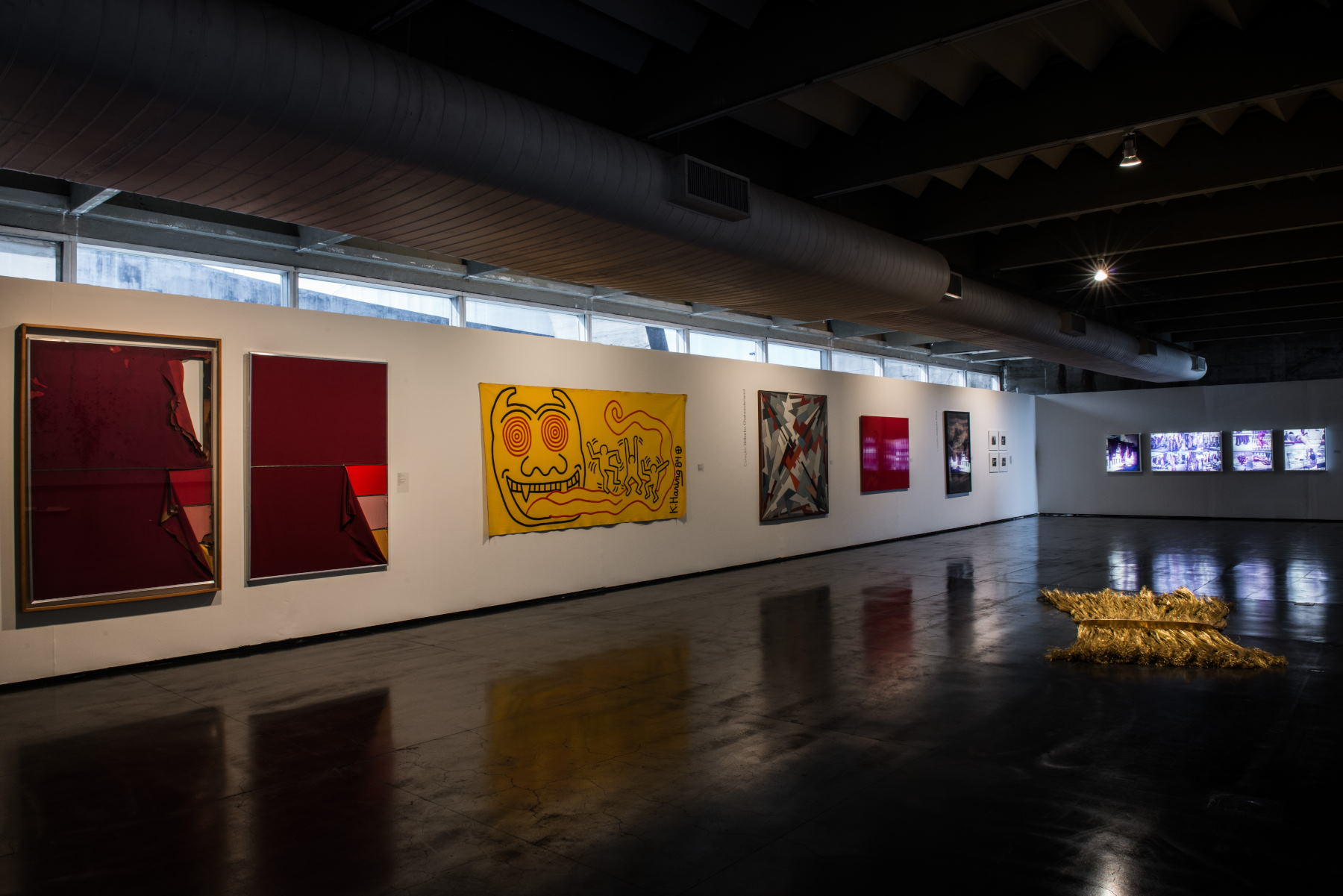 """Inauguração da exposição """"Em Polvorosa – Um panorama das coleções do MAM Rio de Janeiro"""""""