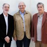 Angelo Venosa  Jose Resende e Waltercio Caldas
