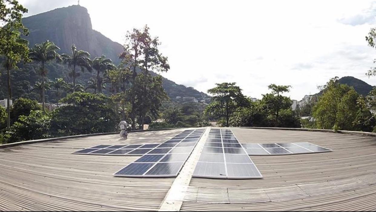 Paróquia São José da Lagoa é pioneira em geração de energia solar